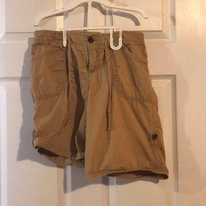 2/$15 Merona Bermuda shorts
